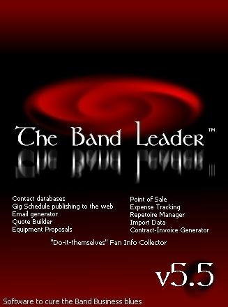 The Band Leader version 5.5