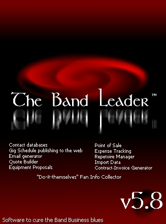 The Band Leader version 5.8